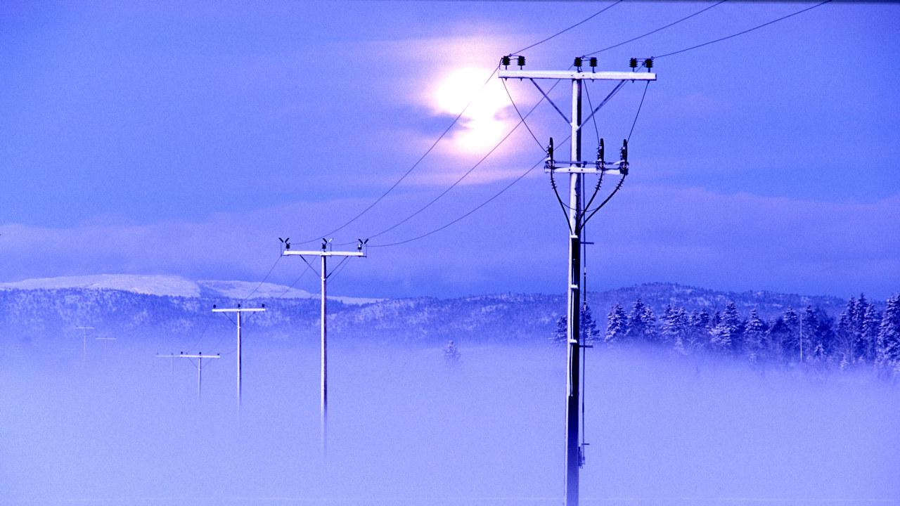 strømnett